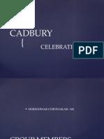 Cadbury Celebration PPT