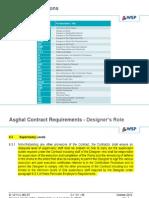 Designer's Site Supervision Plan -Summary