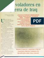 Platos Voladores en La Guerra de Iraq R-080 Nº061 - Reporte Ovni