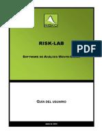 RiskLab UsersGuide ES