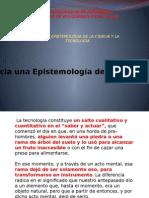 CONF 1 Hacia Una Epistemologia de La Tecnologia