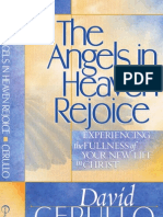 Angels in Heaven Rejoice - English