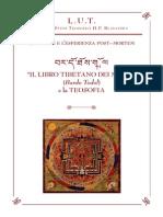 Libro Tibetano Bardo Thodol