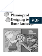 Planning and Designing Your Home Landscape