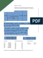 Compressibility Z Factor