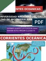 Corrientes Oceanicas