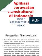 aplikasi keperawatan Transkultural