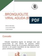 BRONQUIOLITE