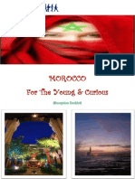Morroco reception booklet