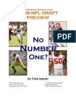 2008 NFL Draft Preview