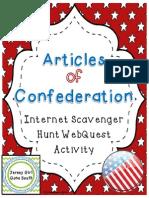 articlesofconfederationscavengerhunt1