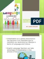 Globalization and English Language.