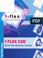 T-FLEX CAD Brief Introductory Course