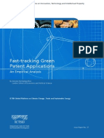 Fast-tracking Green Patent Applications
