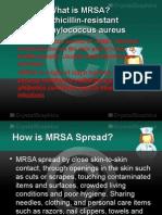What is MRSA