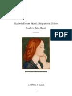 Elizabeth Eleanor Siddal