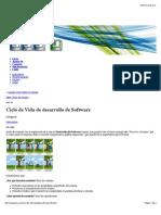 Ciclo de Vida de desarrollo de Software | ABC's