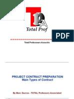 Contract Preparation