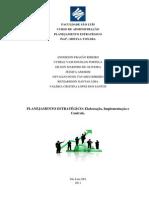 Trabalho Escrito de Planejamento Estratégico_completo