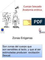 Cuerpo Sexuado Anatomía Erótica