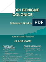 Tumori Benigne Colonice