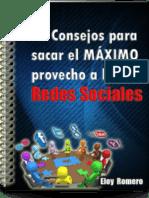 12 Consejos para sacar el MÁXIMO provecho a las Redes Sociales