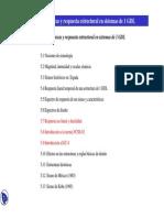 Tema 5. Acciones Sísmicas y Respuesta Estructural en Sistemas de 1 GDL