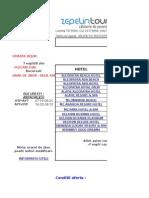 5290_Oferta Zepelin Tour Early Booking Alanya 2015