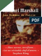 Les Hommes de Paille - Michael Marshall