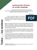 Angel Villas Pacto Con Italianos y Alemanes
