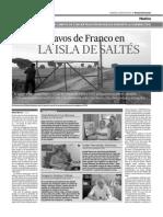 Campo de Saltes Huelva