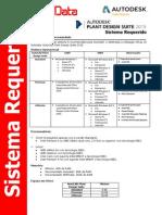 Sistema Requerido Plant Design Suite 2015