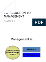 Introduction to Management[1]