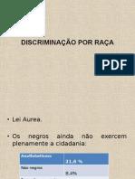 Discriminação por raça