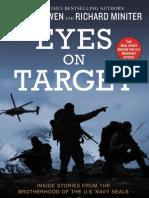Eyes on Target by Richard Miniter, Scott McEwen