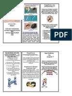 Leaflet Cikungunyah Kelompok Masyarakat