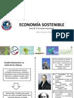 Economía Sostenible (Invitado Prof. Alexis Dueñas)