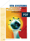 Allenby Earth System Engineering Management