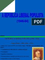 Brasil - 1946-1964 - turma 301