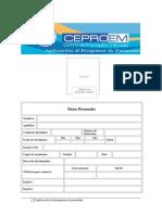 1_Formulario para aplicar a las pasantías laborales