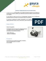 Presupuesto Estudios Termográficos en Industria