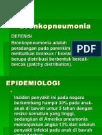 Bronchopneumonie Pada Anak PPoint