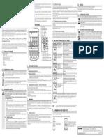 Chargeur de piles IPC-1 - Mode d'emploi