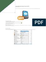 Tips Blog Cara Membuat SMS Gateway Untuk Pemula Dengan G