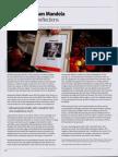Personal Reflections Nelson Mandela