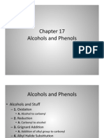 Alcohols and Phenols