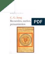 Jung Carl Gustav - Recuerdos Sueños Pensamientos