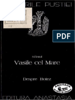 Vasile cel Mare - Despre Botez.pdf