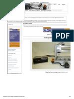 CNC Design Limited - CNC Desktop Router