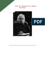 10 lecciones de sabiduría de Albert Einstein.docx
